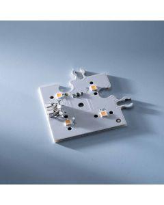 ConextMatrix Módulo de Esquina 4 LED blanco cálido 118lm 4x4 cm 24V CRI 90 118lm 0.89W