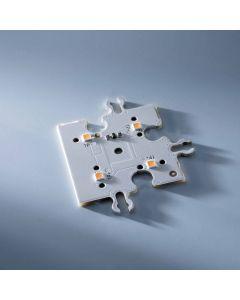 ConextMatrix Bordear Module 4 LED blanco cálido 118lm 4x4 cm 24V CRI 90 118lm 0.89W