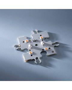 ConextMatrix Centro Módulo 4 LED blanco cálido 118lm 4x4 cm 24V CRI 90 118lm 0.89W