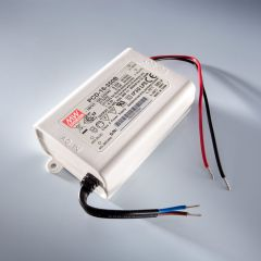 MEAN WELL Driver LED de corriente constante PCD-40-1050B IP30 700mA 230V to 34 > 57VDC DIM