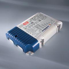MEAN WELL Driver LED de corriente constante LCM-40 IP20 350 > 1050 mA 230V la 2 > 100VDC DIM