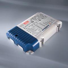 MEAN WELL Driver LED de corriente constante LCM-60 230V to 2-90V 500 > 1400mA DIM