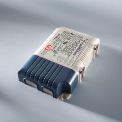 MEAN WELL Driver LED de corriente constante LCM-25 IP20 350 > 1050 mA 230V a 6 > 54VDC DIM