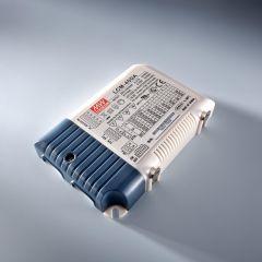MEAN WELL Driver LED de corriente constante LCM-25DA IP20 350 > 2400 mA 230V a 6 > 54VDC DIM