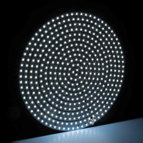LumiSphere 360 TW módulo LED redondo profesional con 5 anillos rompibles 864 LED 2700K-5700K 4870lm 36W