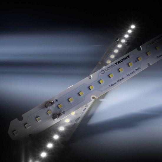LinearZ 26 Nichia Tira LED Zhaga Optisolis CRI98+ blanco neutro 5000K 752lm 175mA 37.5V 26 LED módulo de 28cm (2686lm/m 24W/m)