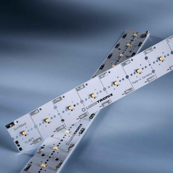 Módulo LED PowerBar V3 Aluminio blanco cálido 3000K 2838lm 700mA 12x Osram Oslon LED 29cm (9787lm/m)
