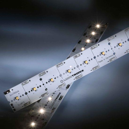 Módulo LED PowerBar V3 Aluminio neutro blanco 4000K 3100lm 700mA 12x Osram Oslon LED 29cm (10690lm/m)
