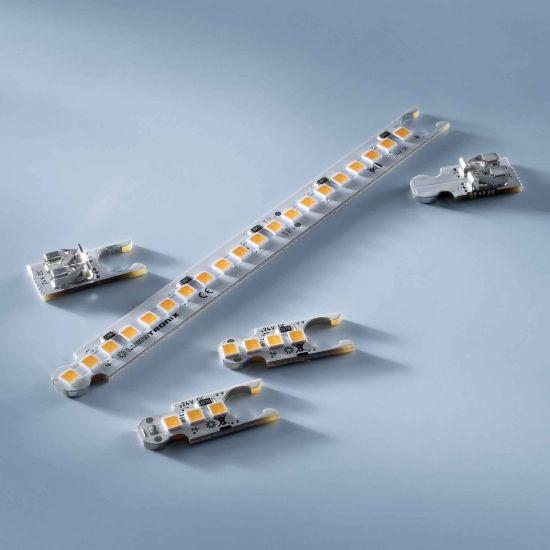 ConextBar 4 Tira LED blanco cálido CRI90 2700K 64lm 24V 4 LED Módulo 207cm