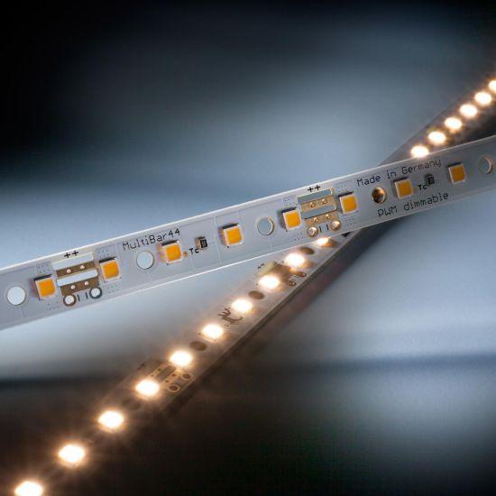Multibar 44 Nichia Tira LED blanco cálido CRI90 3000K 732lm 24V 44 LED 50cm barra (1464lm/m 12.94W/m)
