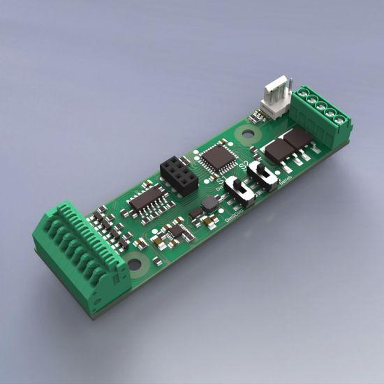 Unidad de control blanca sintonizable con atenuación y 2 modos especiales de atenuación