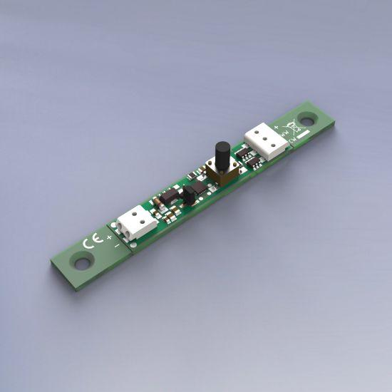 Mini-regulación de la unidad de control de potencia blanca sintonizable y modo especial