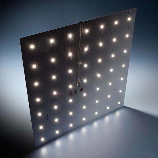 Nichia LED Módulo BackMatrix 49 Professional 29x29cm 70 LED 24V 120 deg Blanco 3000K 16.8W 2090lm