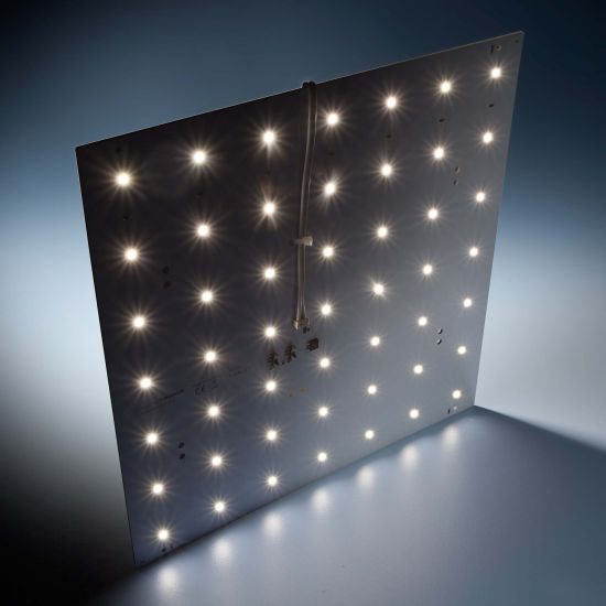 Nichia LED Módulo BackMatrix 49 Professional 29x29cm 70 LED 24V 120 deg Blanco 4000K 16.8W 2180lm