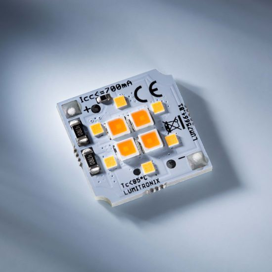 Módulo LED Nichia SmartArray 6+4 LED Regulación especial 2700K-2000K 5.5W 631lm