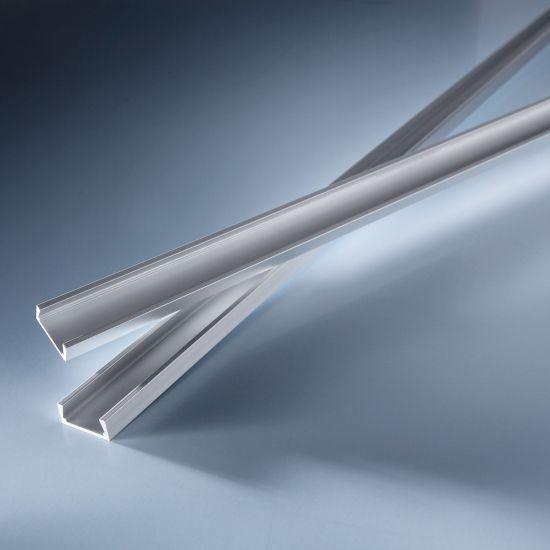 Perfil de aluminio Aluflex estrecha baja altura 1020mm
