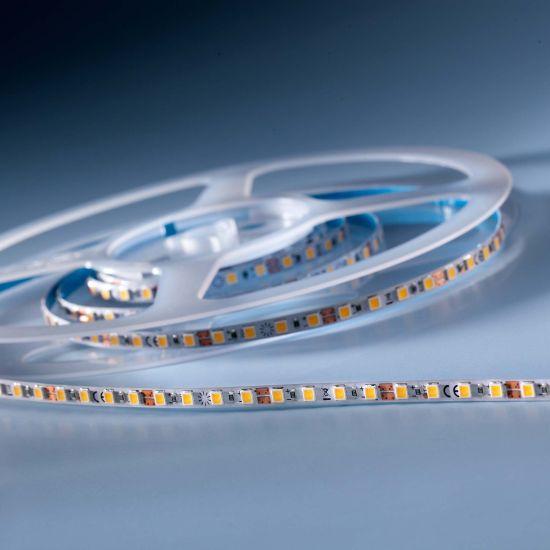 SlimFlex 240 Pro Nichia Tira LED neutro blanco CRI90 4000K 4240lm 24V 120 LED/m carrete de 2m (2120lm/m 19W/m)