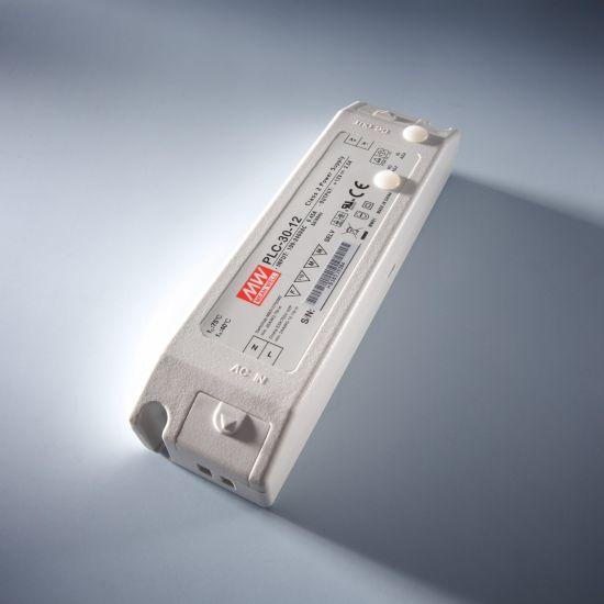 MEAN WELL transformador de tensión constante PLC-100-24 IP20 230V a 24V 4A 100W