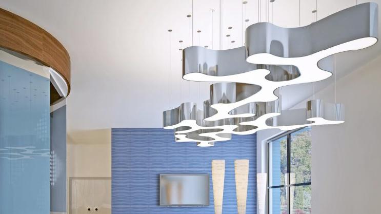 Compactos pero potentes, los módulos Conext son perfectos para luminarias especiales