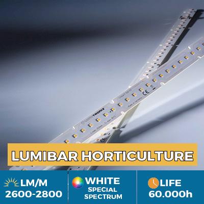 Módulo LED LinearZ profesional Nichia horticulture Rsp0a