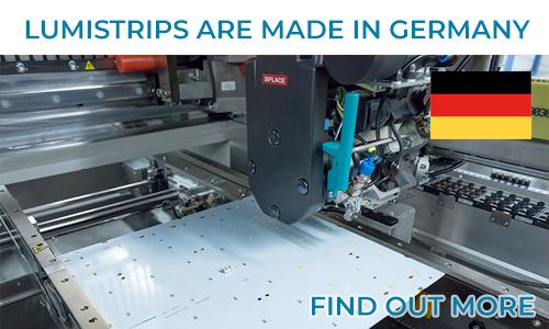 Descubra nuestra fábrica de módulos LED en Alemania