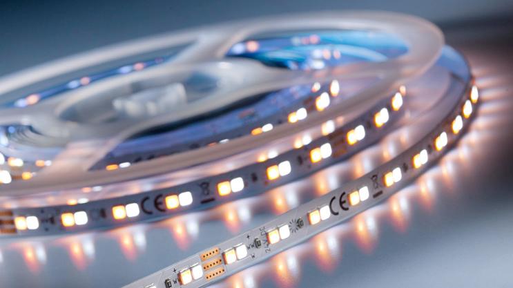 Nichia 757 Tira blanca sintonizable LED
