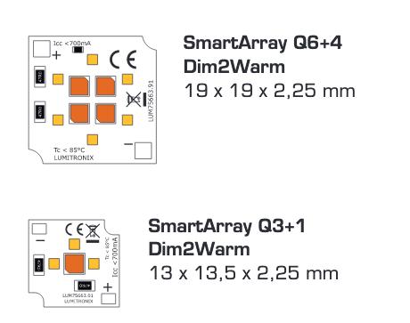Módulo Smart Array Dim2Warm