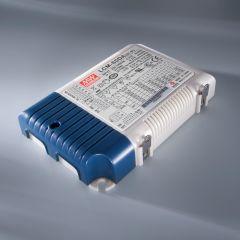 MEAN WELL Driver LED de corriente constante LCM-60 230V la 2-90V 500 > 1400mA DIM DALI