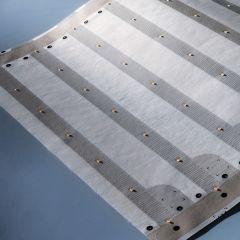 Paper-Flex Osram LED Strip 1,05m de longitud 0,36 m2 147 LEDs blanco cálido 2700K 24V 35cm de ancho (1100lm/m & 140 LEDs/m)