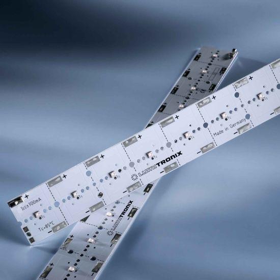 Módulo LED PowerBar V3 Aluminio Azul Profundo 455nm 700mA 12x Osram Oslon SSL LED 29cm