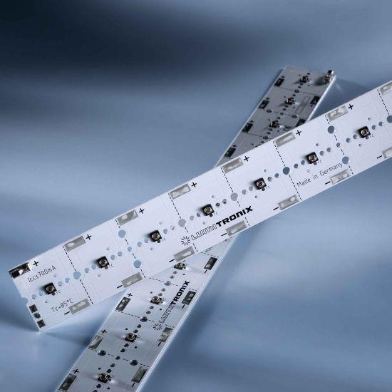 Módulo LED PowerBar V3 Aluminio IR 3696mW 850nm 700mA 12x Osram Oslon LED 29cm