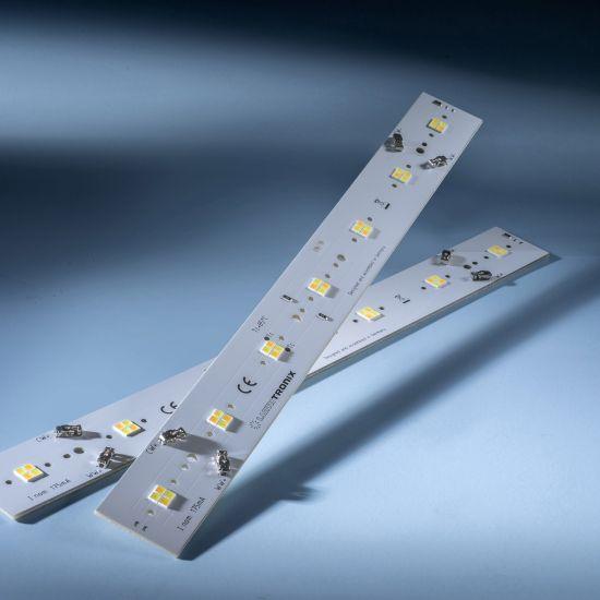 Daisy 28 Nichia LED Tira Blanco 2700-4000K 595+625lm 175mA 20V 28 LEDs 28cm module módulo (hasta 4375lm/m y 25W/m)