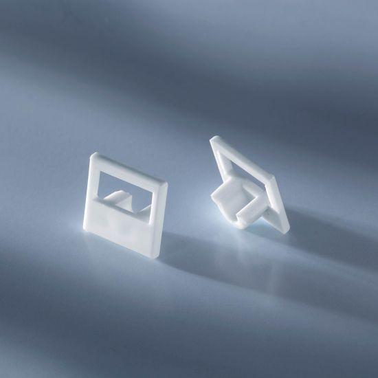 Tapa abierta para Alubar Perfil de aluminio para tiras de LED 50cm