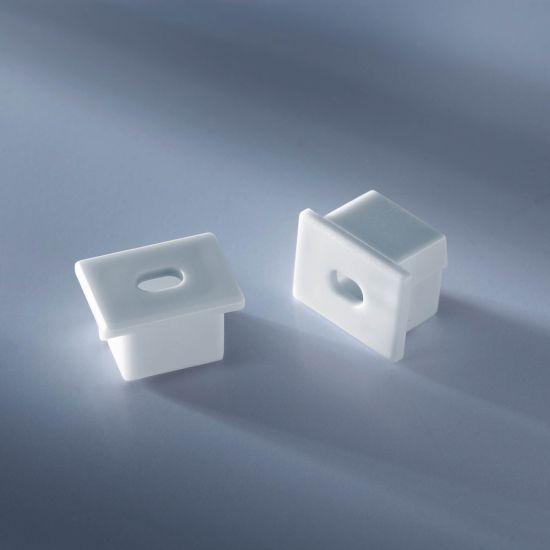 Tapa abierta para Aluflex Perfil de aluminio para tiras LED de 1020mm de profundidad