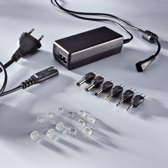 Lumitronix transformador de tensión constante Plug&Play 230V a 12V y 24V 2.5A 40W