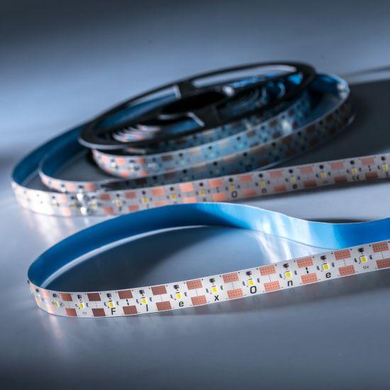 FlexOne 250 Samsung Tira LED Flexibile neutral blanco 4000K 12875lm 12V 50 LED/m carrete de 5m (2575lm/m 30W/m)