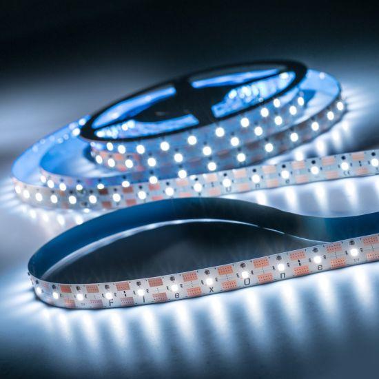 FlexOne 250 Samsung Tira LED Flexibile blanco frío 6500K 12875lm 12V 50 LED/m carrete de 5m (2575lm/m 30W/m)