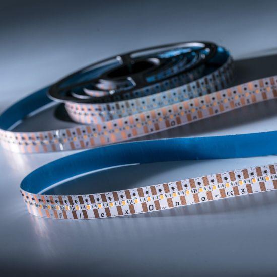 FlexOne 500 Samsung Tira LED Flexibile blanco cálido 2700K 17450lm 12V 100 LED/m carrete de 5m (3490lm/m 42W/m)