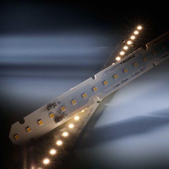 LinearZ 26 Tira LED Toshiba-SSC Zhaga Sunlike CRI97 blanco cálido 3500K 675lm 175mA 39.6V 26 LED módulo de 28cm (2411lm/m 25W/m)