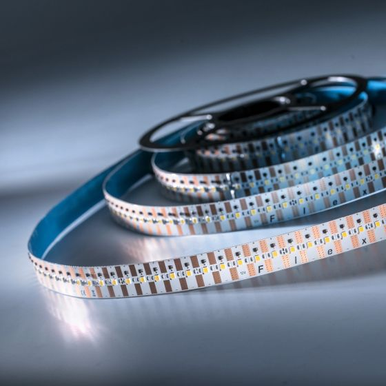 FlexOne 500 Samsung Tira LED Flexibile neutro blanco 4000K 19000lm 12V 100 LED/m carrete de 5m (3800lm/m 42W/m)