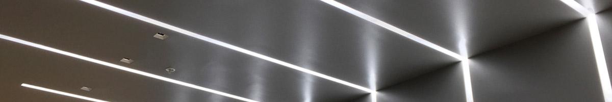 Cómo construir las mejores líneas de luz o luminarias lineales con tiras LED