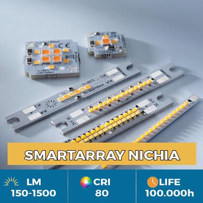 Professional SmartArray LED Modules Nichia, for illuminating bodies