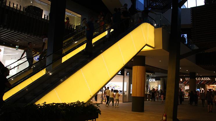 Nichia LED Proyecto de Iluminación de Superficie