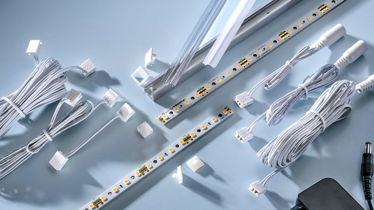 Tiras LED Nichia 757: Mutlibar con instalación Plug & Play sin pistola de soldar